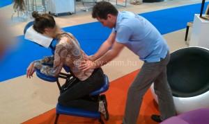 Xantos Mobile Massage- waist