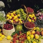 gyümölcsök a szépségápolásban
