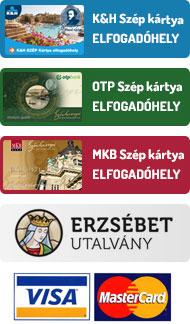 kártya elfogadók