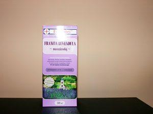 Francia levendulaolaj - masszázsolaj
