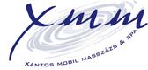 Xantos Mobil Masszázs és SPA logó