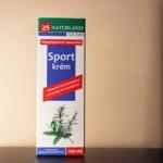Naturland Sport krém