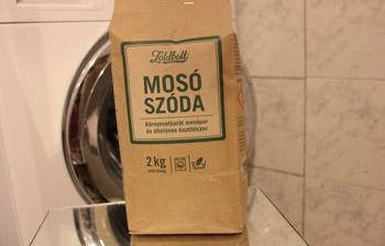 Mosószóda folteltávolításhoz