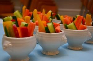 A zöldségekben sok a vitamin