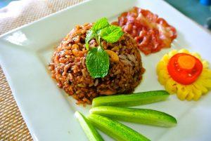 Barna rizses napok fedezik a napi energiaszükségletünket.